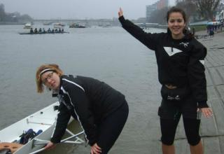 Ladies coxless pair - SBR