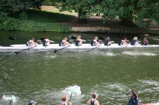 Ladies 1st VIII